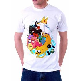 Camisa, Camiseta Hora Da Aventura
