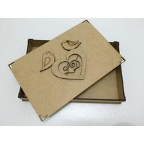 22 Caixas Convite Casamento Lembrança Padrinhos Pombinhos