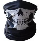 Multi Bandana Caveira Moto Cachecol Máscara Facial Airsoft