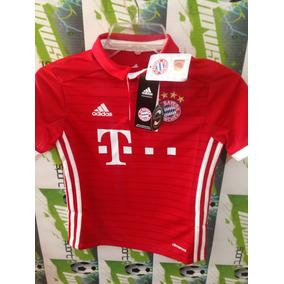 Jersey adidas Bayern Munich De Niño 100%original 2017 Oferta
