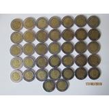 Monedas Bicentenario Y Centenario Colección Completa