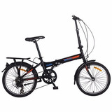 Bicicleta Folding Plegable R 20 Super Oferta Imperdible!!