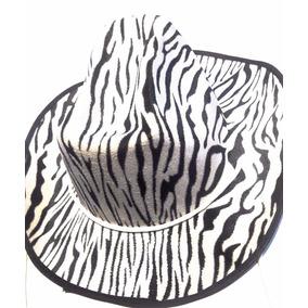 Sombrero Ideal Par Disfraz Safari Animal Print