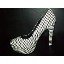 Zapatos Altos Modernos Forever 21 Importados Nuevos