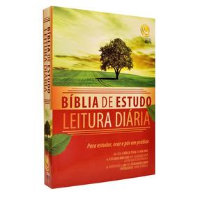 Bíblia Estudo Leitura Diária Devocional Gospel Evamgélica