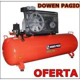 Compresor De Aire 150 Litros 3 Hp Dowen Pagio - Oferta !
