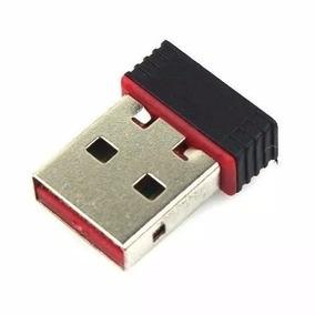 Micro Receptor Adaptador Wireless Sem Fio Internet Nano