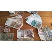 Billetes Y Monedas Antiguas Arg.unidades U Oferta Por Lote