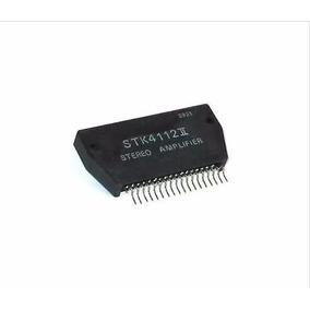 Circuito Integrado Stereo Amplifier Stk4112ii