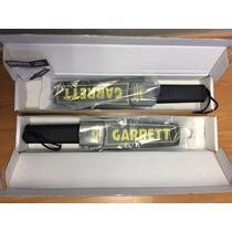 Detector De Metales Garrett Modelo Modelo 1165180