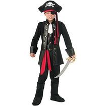 Novedades En El Foro Seven Seas Traje Del Pirata, Pequeño