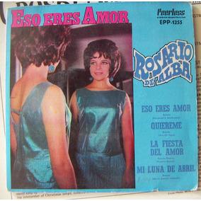 Rock Mex, Rosario De Alba, Eso Eres Amor, Ep 7´, Mmu