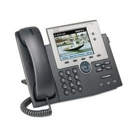 Telefono Cisco Modelo 7945g Nuevo