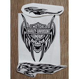 Sticker Calcomania Adhesivo Vinilo Carro Moto X 3unds Decora