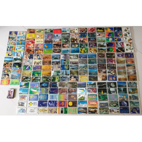 Coleção De Cartões Telefônicos (430 Unidades) Relíquia