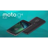 Motorola G4 Play 16gb 2gb Nuevo Libre Envio Gratis