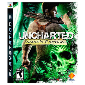 Juego Ps3 Naughty Dog Uncharted Drake S Fortune