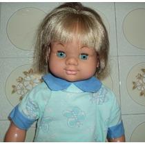 Boneca Antiga E Rara Cresce Cabelo Jesmar 1993 (toys)