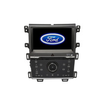 Kit Central Multimidia Dvd Gps Ford Edge 2013 Samsung Aikon