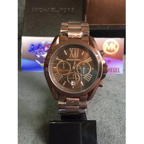 f1fefec191a7e Relogio Michael Kors Original Feminino Mk5628 - Relógios De Pulso no ...