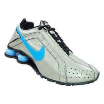 Tenis Nike Shox Junior Original 4 Molas Na Caixa