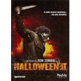 Dvd Halloween 2-rob Zombie /original /dublado /usado