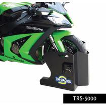 Moto Plataforma Com Trava De Segurança Tri-racer Trs-5000