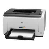 Impresora Laser Color Hp 1025 Nw Conexion A Red Usb Y Wifi