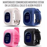 Smartwatch Kids Gps Espia Sos Celular Llamada Sms Chipgratis