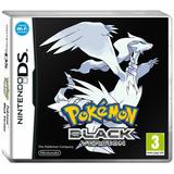 Pokemon Black Version - Ds - Mannygames