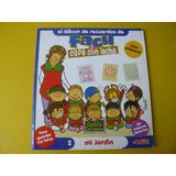 Libro Infantil Jardin Recuerdos De Facu Para Guardar Fotos