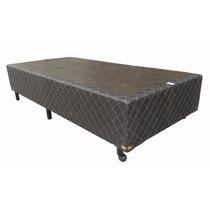 Base Cama Box Para Colchao Solteiro 69 X 1,88 - Téta Flex