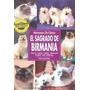 Libro Gato Sagrado De Birmania Editorial Hispano Europea