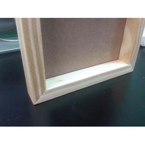 Marco Box De Madera 10x15 Cm
