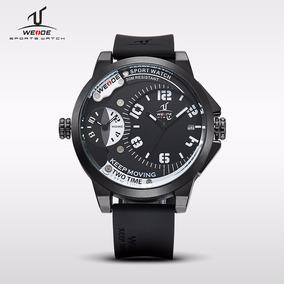 Reloj Hombre Weide Uv1501 Militar Deportivo / Relojesweide