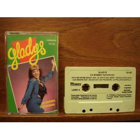 Gladys La Bomba Tucumana Cassette La Pollera Amarilla