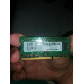 Memoria 4gb Ddr3 Dell Original (usado), Sodimm, Pc3l