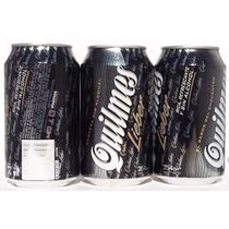 Cerveza Quilmes Lata Lieber Sin Alcohol