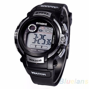 Relógio Digital Synoke Luminous Militar Sport | 1107