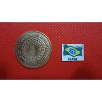 Moeda Antiga De Bronze - B 826 -1908 - 40 R -sob+