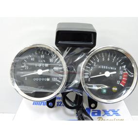 Painel Completo Suzuki Intruder 125 Velocímetro Mod Original