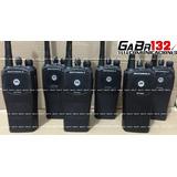 Radiotransmisor Portátil Motorola Ep450 Vhf De 16 Canales