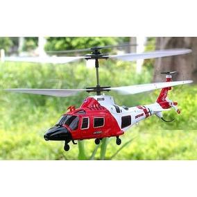 Helicóptero Guarda Costeira 3 Canais - Syma S111g Original