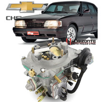 Carburador 3e Opala Caravam C20 6cc Gasolina Solex Brosol