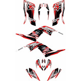 Graficos Calcas Yamaha Raptor Blaster Banshee Warrior 8z