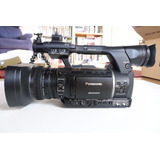 Filmadora Profesional Panasonic Ag Ac-160 Nueva En Caja