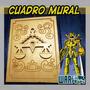 Caballero Del Zodiaco Saint Seiya Caballeros Dorados Cuadro