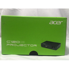 Projetor Portátil Mini Acer C120 Led - Usb 3.0
