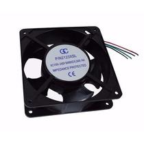 Ventilador Cooler Ventoinha 120x120x38 110v 220v