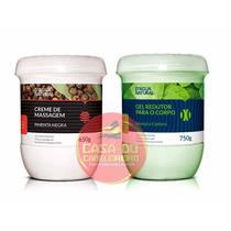 Kit Pimenta Negra + Gel Redutor Para O Corpo D